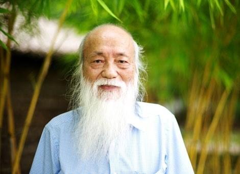 Phó Giáo sư – Nhà giáo Văn Như Cương. Ảnh: LĐTĐ
