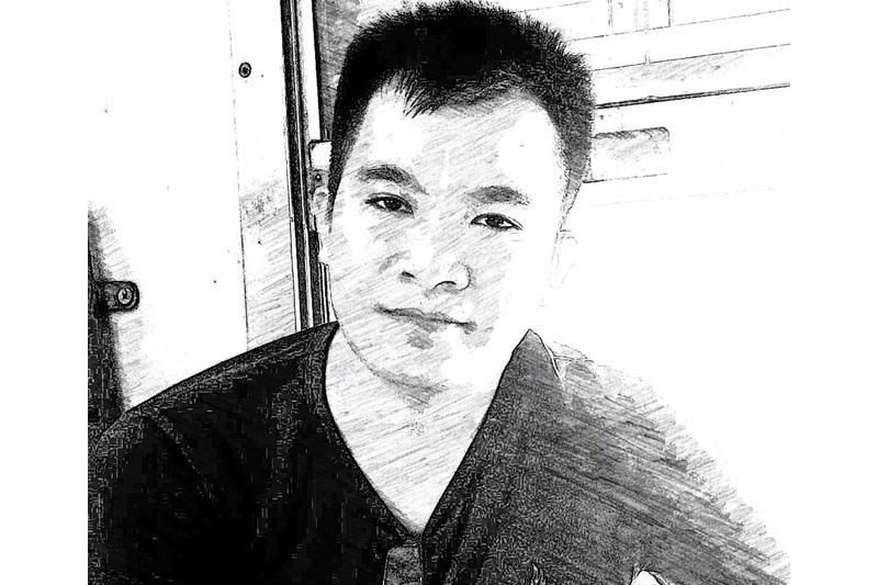 Phóng viên Đinh Hữu Dư. Ảnh: Vietnamplus.