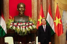 Chủ tịch Nước Trần Đại Quang gửi điện chia buồn tới Tổng thống Bồ Đào Nha vụ cháy rừng