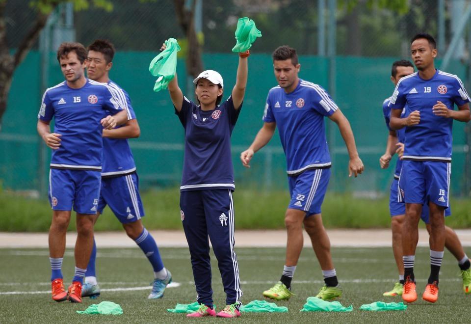 Chan Yuen Ting trở thành HLV nữ đầu tiên dẫn dắt đội ở AFC Champions League