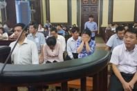 Dàn lãnh đạo VN Pharma nói lời cuối cùng trong phiên phúc thẩm