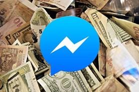 Người dùng Facebook Messenger có thể gửi tiền cho nhau bằng PayPal