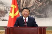 Ông Tập Cận Bình tái đắc cử Tổng Bí thư Đảng Cộng sản Trung Quốc
