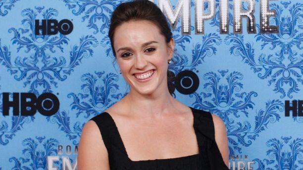 Nữ diễn viên Heather Lind. Ảnh: Reuters