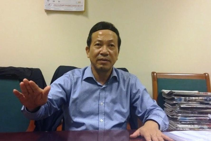 Ông Nguyễn Văn Thành - Phó Chủ tịch UBND tỉnh Quảng Ninh, Tổ trưởng tổ công tác hoàn thiện Đề án thành lập Khu hành chính - kinh tế đặc biệt Vân Đồn. Ảnh: Nguyễn Hùng