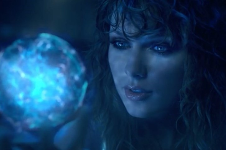 Taylor Swift mới tung ra MV cho single thứ hai Ready For It?