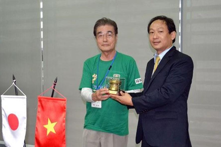 Ông Mai Đăng Hiếu được kết luận là có riêng tư trong quá trình làm việc với các đơn vị kinh doanh của Nhật Bản. Ảnh: TL