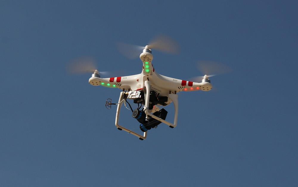 Như vậy, ảnh chụp bằng Flycam được chấp nhận dự thi Canon PhotoMarathon