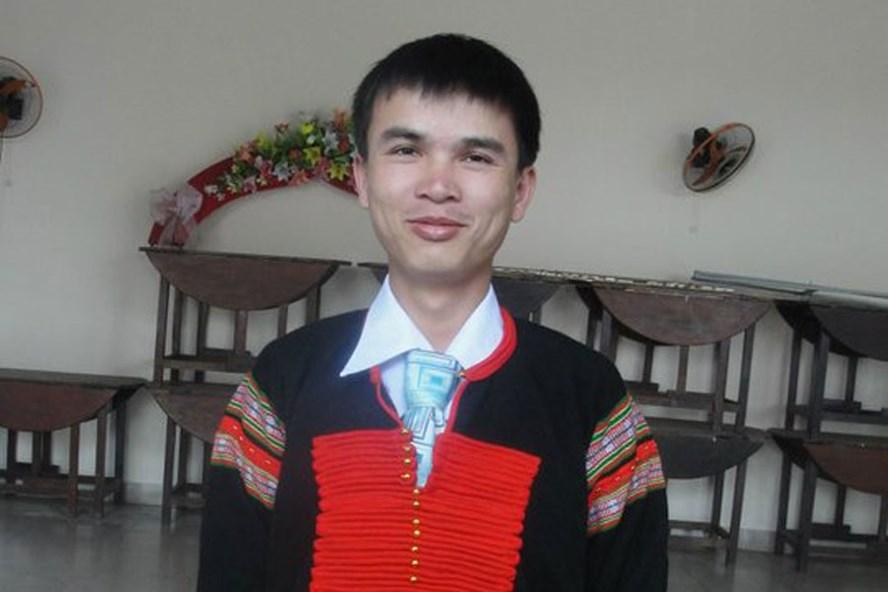 Anh Nguyễn Như Hoàng.  Ảnh: Dân trí