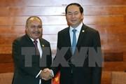 Thủ tướng Papua New Guinea khâm phục thành tựu phát triển kinh tế - xã hội của Việt Nam