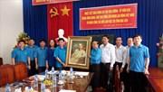 Làm việc tại Bạc Liêu, Chủ tịch Tổng LĐLĐVN: Tập trung thực hiện năm vì lợi ích đoàn viên