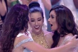 Hoa hậu Đỗ Mỹ Linh trượt top 15 Miss World 2017