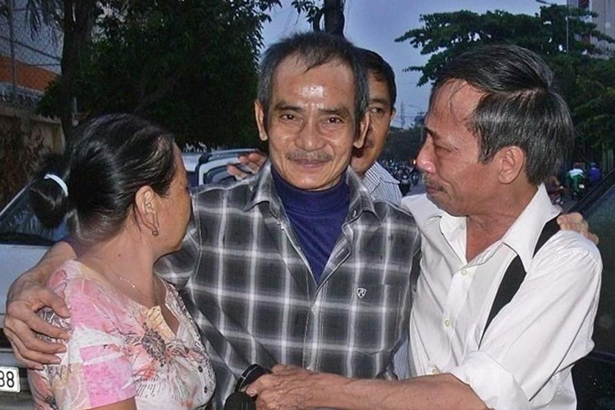 Ông Huỳnh Văn Nén người đã chịu oan sai nhiều năm vì sự tắc trách của một số cán bộ. Ảnh: PLO