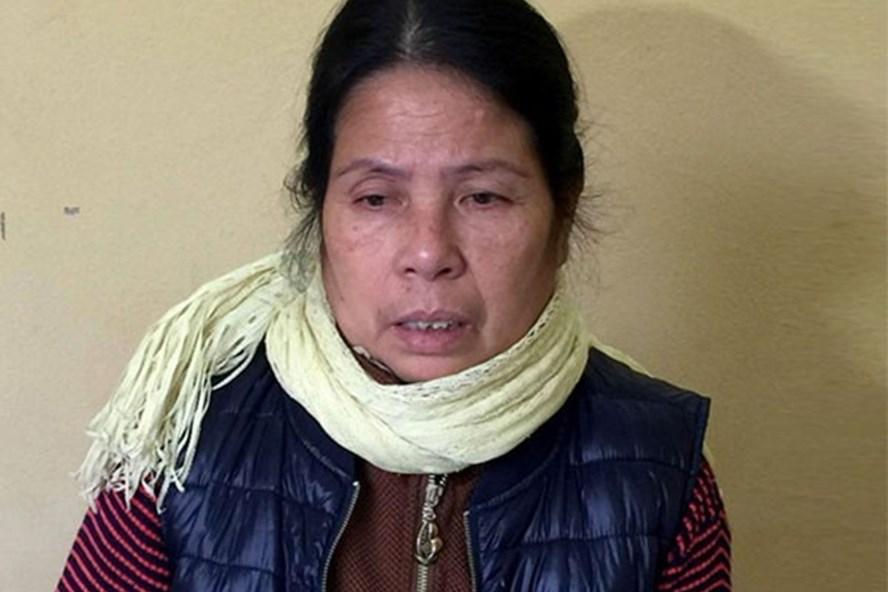 Nữ giúp việc hành hạ bé gần 2 tháng tuổi tại cơ quan điều tra