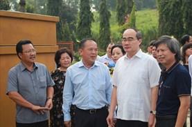 TP Hồ Chí Minh kêu gọi đầu tư công nghệ... đốt rác thành điện