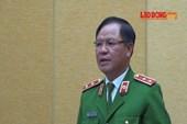 Trung tướng Trần Văn Vệ nói gì về chuyện bỏ sổ hộ khẩu?