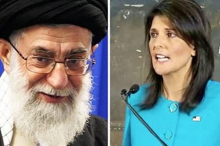 Mỹ cảnh báo sốc về Iran