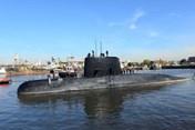 Phát hiện 4 mảnh vỡ  kim loại nghi từ tàu ngầm Argentina mất tích