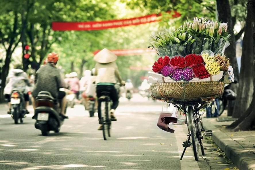 Dự báo ngày 3.12 thời tiết Hà Nội hửng ấm, nhiệt độ cao nhất từ 22 - 25 độ C. Ảnh  minh họa.