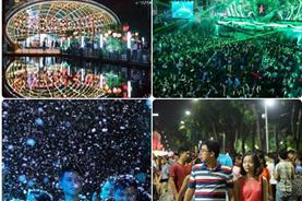 Địa điểm vui chơi Tết Dương lịch 2018 không nên bỏ qua tại Hà Nội