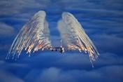 10 bức ảnh đẹp kinh ngạc chụp máy bay Nga trên bầu trời