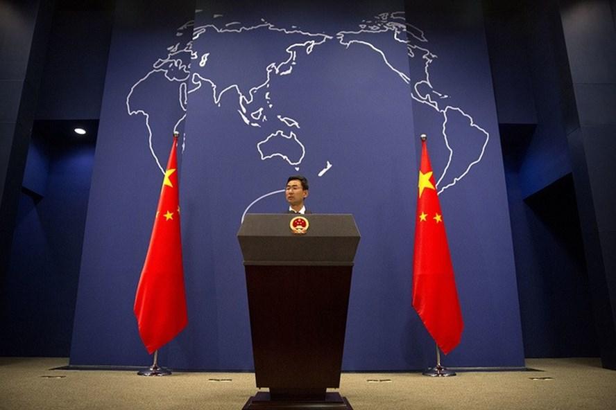 Trung Quốc bình luận về quyết định tái tranh cử của Tổng thống Putin - ảnh 1