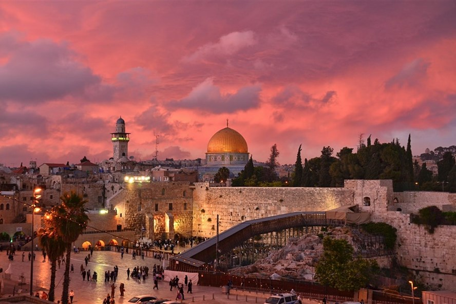 Jerusalem. Ảnh: Lonely Planet