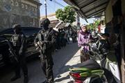 Indonesia chặn đứng âm mưu đánh bom khủng bố dinh tổng thống