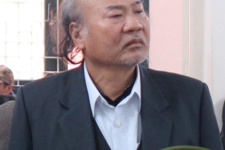 Bị cáo Giang Văn Hiển xin xét xử vắng mặt vì lý do sức khoẻ. Ảnh: Zing.vn