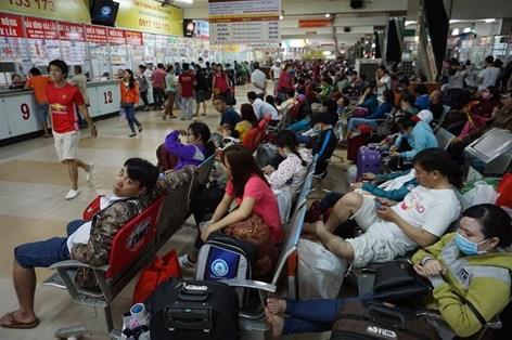 Dịp lễ 2.9, giá vé xe khách TPHCM tăng không quá 40%