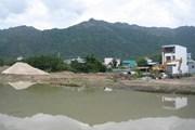 Sở Tài chính tỉnh Khánh Hoá kiến nghị cho dự án Vườn Tài tiếp tục triển khai