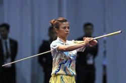 Wushu giành huy chương vàng thứ 2 cho thể thao Việt Nam