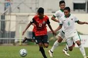U22 Indonesia mất trụ cột ở trận gặp U22 Việt Nam