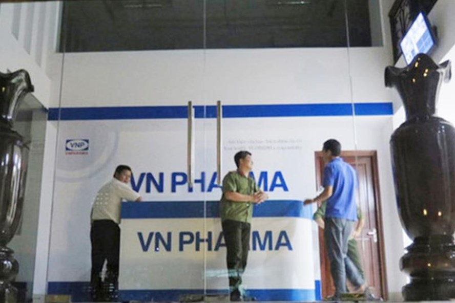 Ngô Anh Quốc - Phó TGĐ VN Pharma đã chỉ đạo nhân viên chi 7,5 tỉ đồng hoa hồng cho các bác sĩ tại bệnh viện để họ kê đơn cho bệnh nhân các loại thuốc VN Pharma nhập khẩu. Ảnh: SGGP