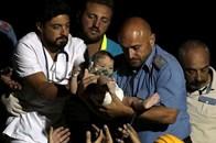Nóng nhất hôm nay: Bé 7 tháng tuổi sống sót thần kỳ sau động đất ở Italy