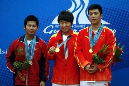 """Bắn súng giải """"cơn khát"""" huy chương vàng SEA Games 29"""