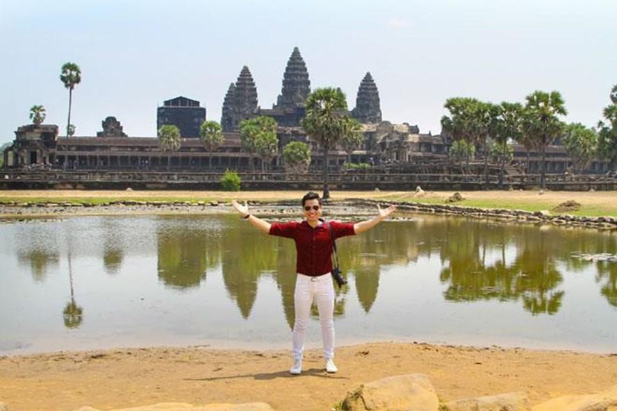 MC Nguyên Khang đi phượt Campuchia tiết kiệm chỉ với 5 triệu đồng - ảnh 1