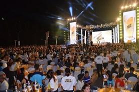 Đêm hội bia sư tử trắng tại TPHCM