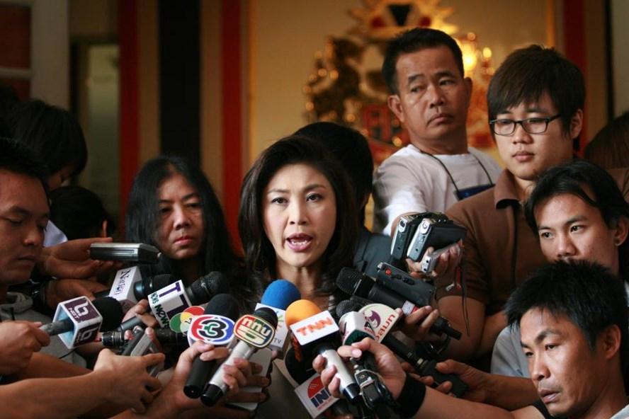 Bà Yingluck Shinawatra. Ảnh: The Nation