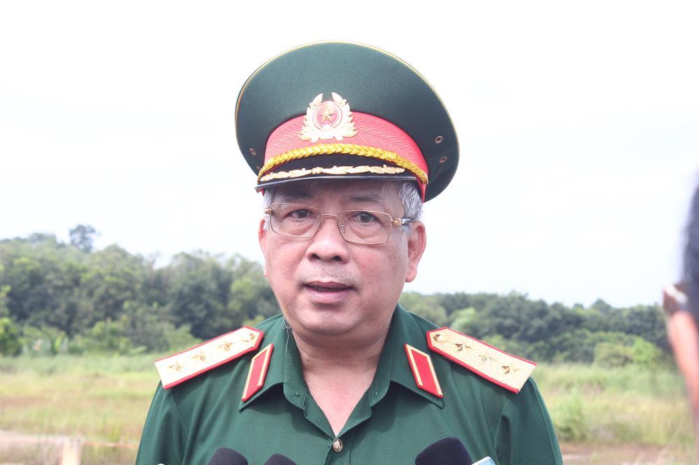 Thượng tướng Nguyễn Chí Vịnh trả lời phỏng vấn