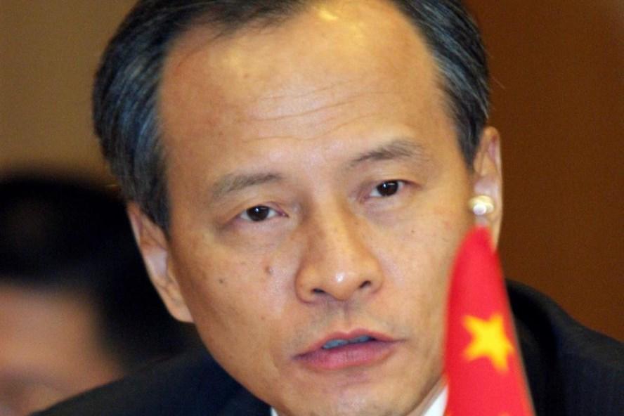 Đại sứ Trung Quốc tại Mỹ Thôi Thiên Khải. Ảnh: Reuters