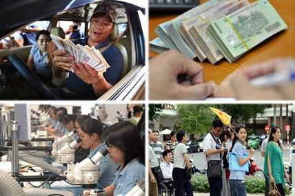 """Kinh tế 24h: 400 tỉ đồng đột nhiên """"bốc hơi"""" trong sổ tiết kiệm; Thị trường khách đường bộ Trung Quốc về tay DN ngoại tỉnh"""