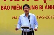 Công đoàn Giáo dục Việt Nam: Phát động quyên góp ủng hộ các trường bị ảnh hưởng do bão số 10