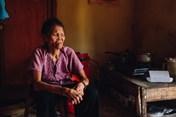Phận già cô đơn trong trại phong bỏ hoang ở Hà Nội