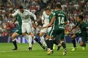 Ronaldo tịt ngòi, Real Madrid nhận cái kết đắng vào phút chót trước Real Betis