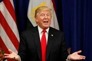 Tổng thống Donald Trump ra sắc lệnh mới trừng phạt Triều Tiên