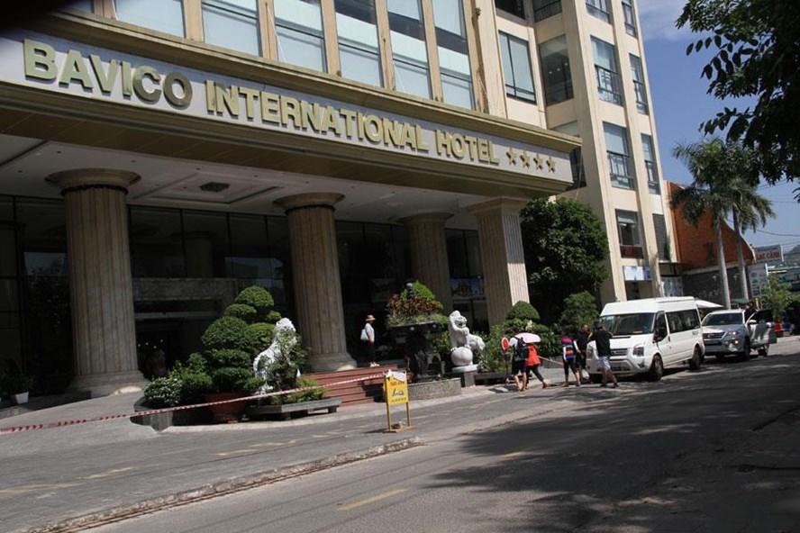 Khách sạn Bavico (số 2 Phan Bội Châu, TP.Nha Trang), nơi chủ đầu tư sử dụng căn hộ của khách hàng để kinh doanh du lịch và xảy ra tranh chấp quyền lợi. Ảnh: PV