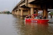 Nóng nhất Sài Gòn: Người đàn ông bất ngờ nhảy sông Sài Gòn tự tử