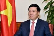 Bài viết của Phó Thủ tướng Phạm Bình Minh về thành tựu đối ngoại Việt Nam năm 2017