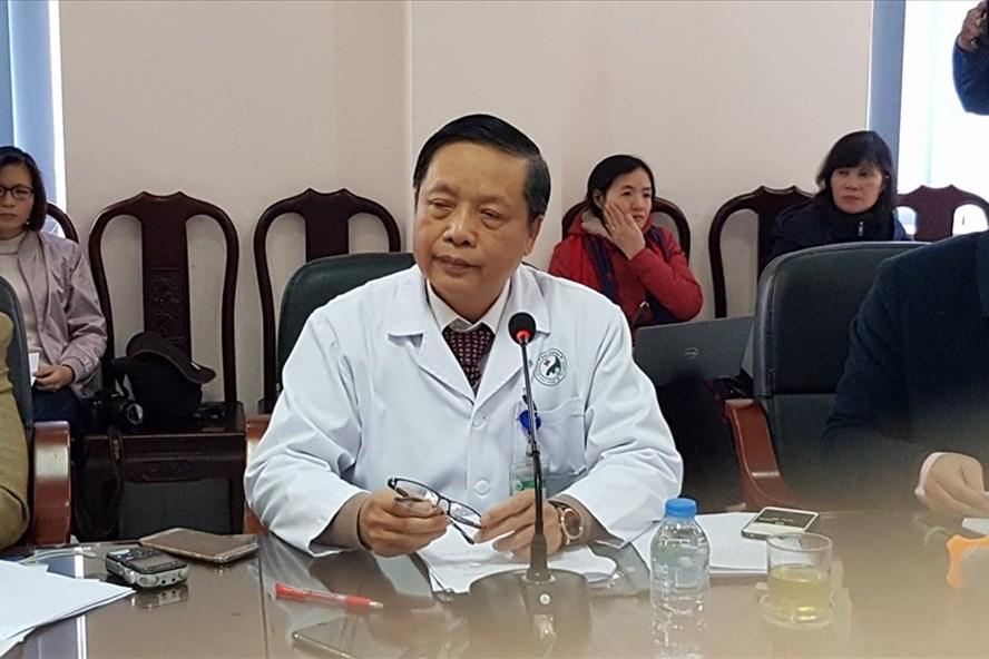 Lãnh đạo BV đa khoa Đức Giang thông tin vụ chẩn đoán sai cho sản phụ